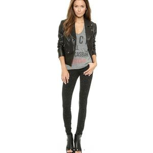 MOTHER | Sky Pirate The Looker Skinny Pants 26
